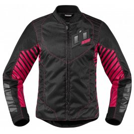 ICON WIREFORM PINK JACKET