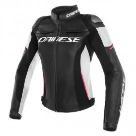 DAINESE JAKNA RACING 3 LADY PINK
