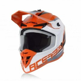 ACERBIS KACIGA MX LINEAR ORANGE