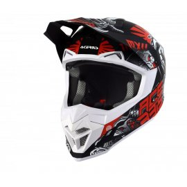 ACERBIS KACIGA PROFILE 4 DRAGON RED