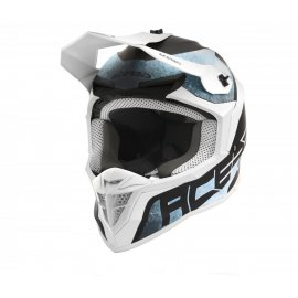 ACERBIS KACIGA MX LINEAR COOL BLUE