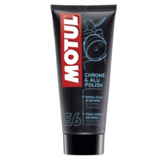 MOTUL CHROME ALU POLISH